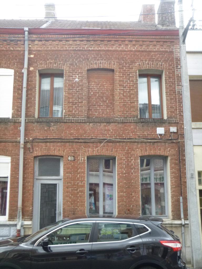Maison WARECH 58, avenue Jean Jaurès Denain [collection particulière]