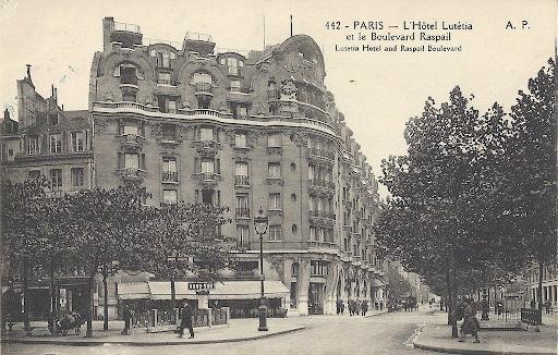 Hôtel Lutetia [Lutetia.info]