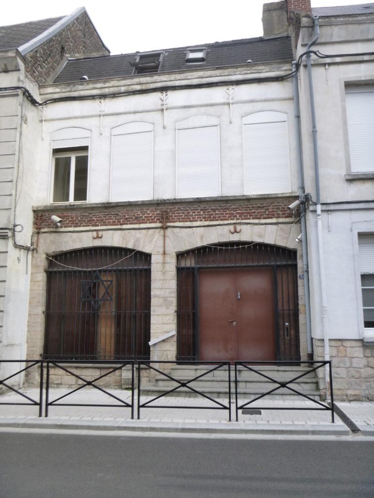 Synagogue de Valenciennes [collection particulière)