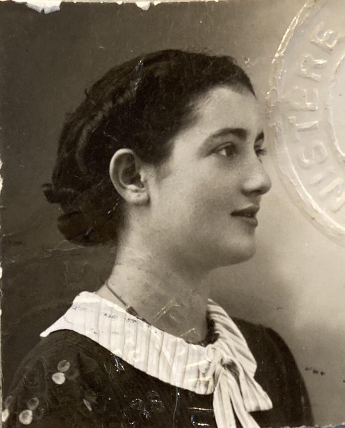 Léa WARECH 1938 [ADLA 120W65]
